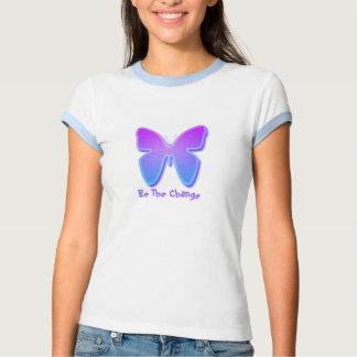 La camiseta del campanero de las mujeres - sea el
