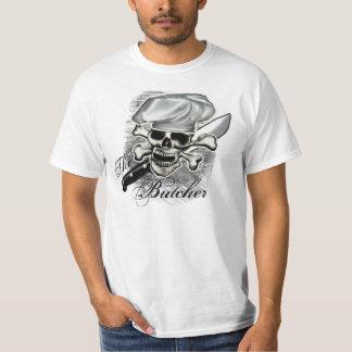La camiseta del carnicero