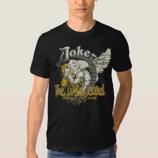 La camiseta del comodín