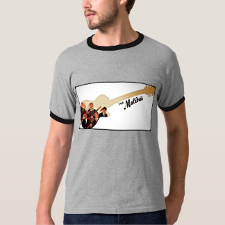 La camiseta del concierto del Malibu