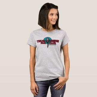 La camiseta del crimen de las mujeres verdaderas