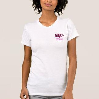 La camiseta del cuidador de Alz