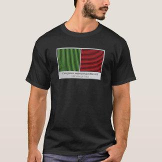 La camiseta del efecto de McCollough