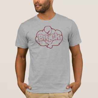 La camiseta del equipo del bodybuilding del