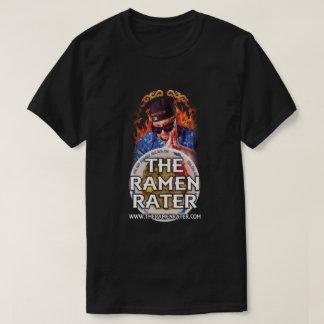 La camiseta del fuego del Rater de los Ramen
