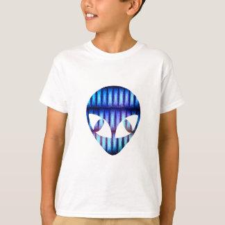 La camiseta del niño de Alienware
