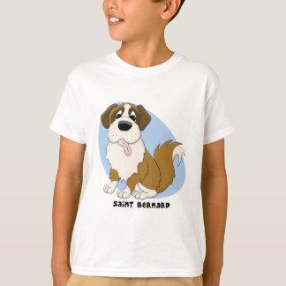 La camiseta del niño de St Bernard