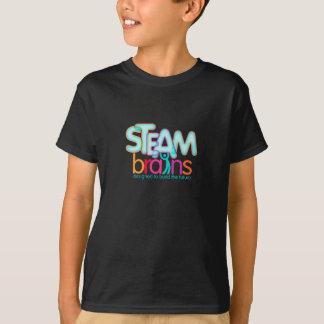 La camiseta del niño de STEAMbrains