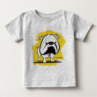 La camiseta del niño del guisante de olor