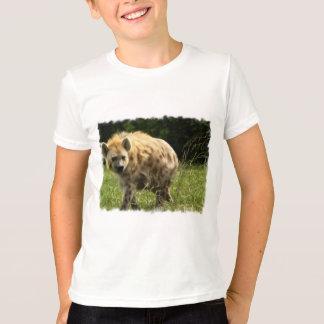 La camiseta del niño del Hyena