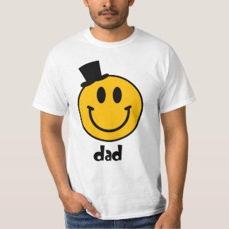 La camiseta del papá de la familia de los hombres