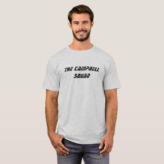 La camiseta del pelotón de Campbell