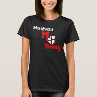 ¡La camiseta del Swag del Hudson para las mujeres!