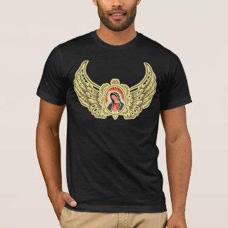 La camiseta del Virgen María