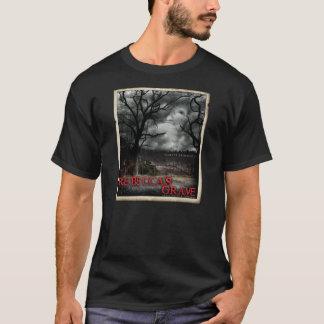 La camiseta destruida sepulcro de Rebecca con la