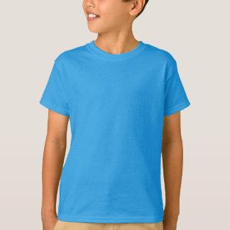 La camiseta DIY de los niños añade la diversión