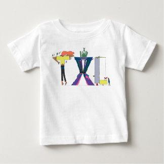 La camiseta el | BERLÍN, DE (TXL) del bebé