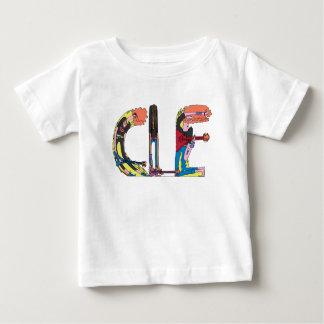 La camiseta el | CLEVELAND, OH (CLE) del bebé