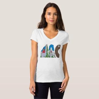 La camiseta el | JACKSON HOLE, WY (JAC) de las