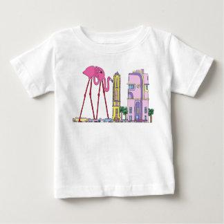 La camiseta el   MIAMI, FL (MIA) del bebé