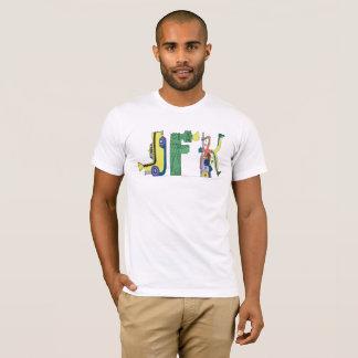 La camiseta el | NUEVA YORK, NY (JFK) de los