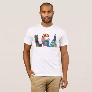 La camiseta el | NUEVA YORK, NY (LGA) de los