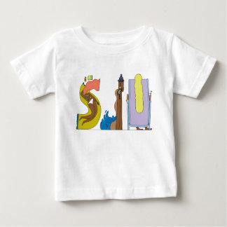 La camiseta el | SAN JUAN, banda (SJU) del bebé
