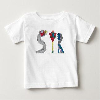 La camiseta el | SYRACUSE, NY (SYR) del bebé