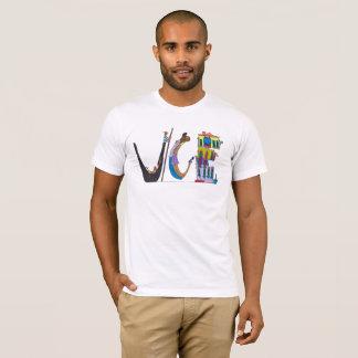 La camiseta el | VENECIA, ÉL de los hombres (VCE)