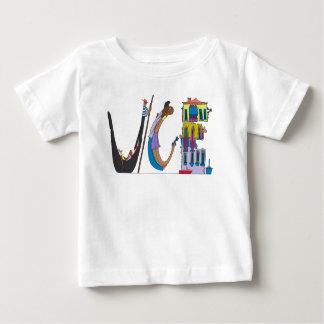 La camiseta el | VENECIA, ÉL del bebé (VCE)