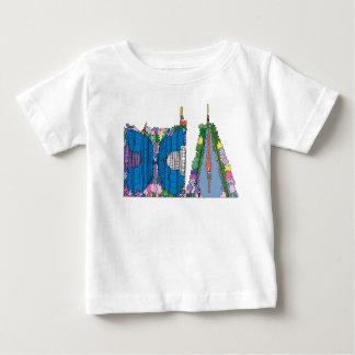 La camiseta el | WASHINGTON, DC (DCA) del bebé