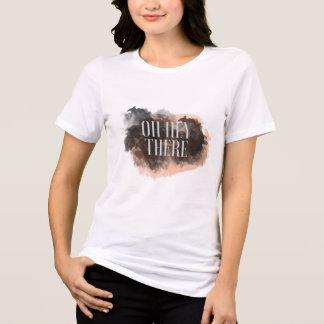 La camiseta elegante de las mujeres