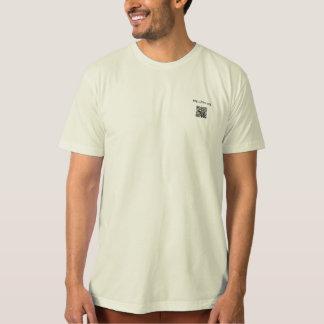 La camiseta gorda y inglesa de la promoción del