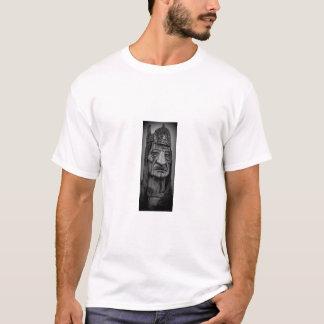 La camiseta india vieja