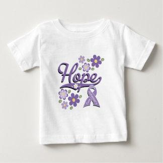 La camiseta infantil de Alzheimer de la esperanza