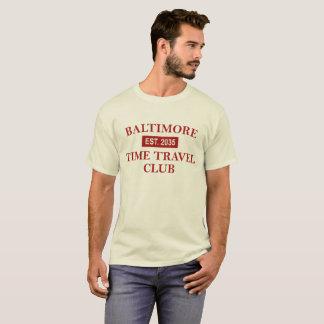 La camiseta ligera de los hombres del club de