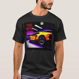la camiseta llana siguiente