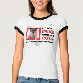La camiseta más linda del campanero de las señoras