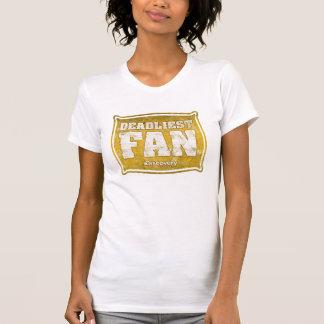 La camiseta más mortal de la fan