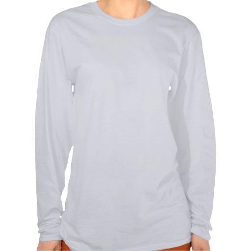La camiseta MLB de la mujer de largo envuelta del