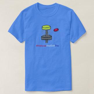 La camiseta nacional de la promoción del día del
