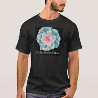 La camiseta oscura básica de los hombres de la
