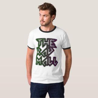 """La camiseta (para hombre)"""" del logotipo del """"eje"""