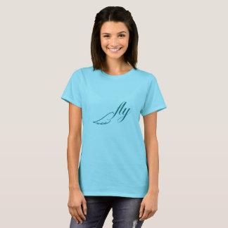 La camiseta para mujer de TookiesTs de la mosca