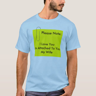 La camiseta pegajosa de los hombres de la nota