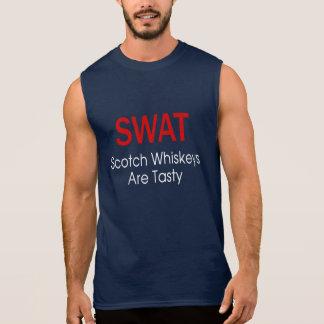 La camiseta sin mangas HQH de los hombres