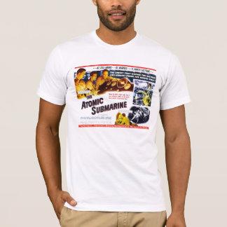 """"" La camiseta submarina atómica"
