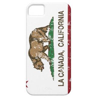 La Canadá de la bandera de la república de Califor iPhone 5 Coberturas