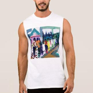"""""""La capilla"""" Color-de- Quest T-Shirt"""