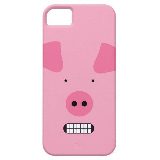 La carcasa de Pinquipic iPhone 5 Fundas